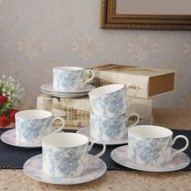 Жардан Блю чайный набор 12 пр YF2080-TA