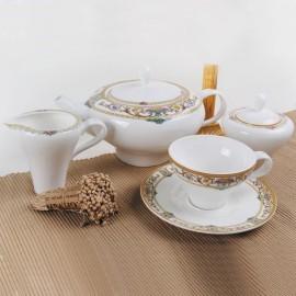 Ренессанс чайный сервиз 15 пр LD2221-TA