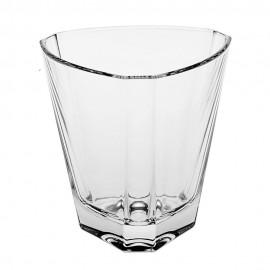 """Стакан для воды """"ICE GLAMOUR"""", 270 мл из хрусталя Crystal Bohemia"""