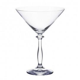 Бокалы для мартини Анжела 40600 285 мл. 6 шт. Crystalex Bohemia