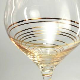 Бокалы для вина Аморосо M8441 450 мл. 2 шт. Crystalex Bohemia