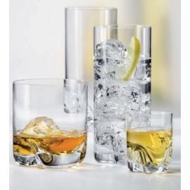 Стаканы для воды Барлайн Трио 300 мл. 6 шт. Crystalex Bohemia