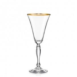 Бокалы для вина Виктория 20787 190 мл. 6 шт. Crystalex Bohemia