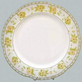 Тарелка плоская 27 см. (набор) Limko из фарфора 0731390, 6 шт.