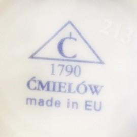 Тарелка десертная 27 см. (набор) E361 CMIELOW