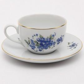 Чайная пара (6 предметов) НЕЗАБУДКА, Ивон-8