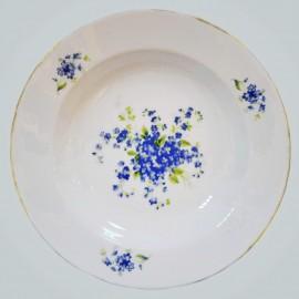 Тарелка суповая 22.5 см (комплект 6 шт.) -Ивон-5