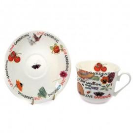 Дачная чайная пара для завтрака 500 мл COLOVG1100