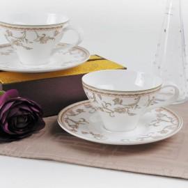 Лейла чайная пара 4 пр LD2220-TA