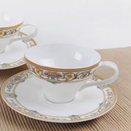 Ренессанс чайная пара 4 пр LD2223-TA
