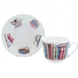 Литература чайная пара для завтрака 500 мл XCWRIT1100