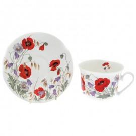 Английский луг чайная пара для завтрака 500 мл XENG1100
