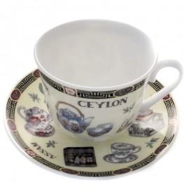 Чай чайная пара для завтрака 500 мл XFINET1100