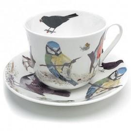 Сад птиц чайная пара для завтрака 500 мл XGAR1100