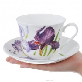 Ирис чайная пара для завтрака 500 мл XIRIS1100