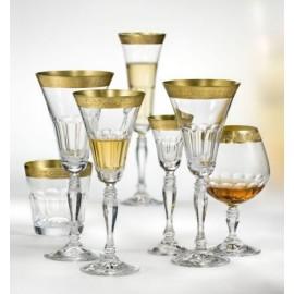 Стаканы для виски Джайф Q7819 330 мл. 6 шт. Crystalex Bohemia