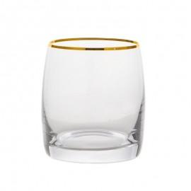 Стаканы для виски Идеал 20787 (20733) 290 мл. 6 шт. Crystalex Bohemia