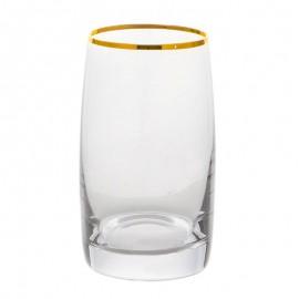 Стаканы для воды Идеал 20787 (20733) 250 мл. 6 шт. Crystalex Bohemia