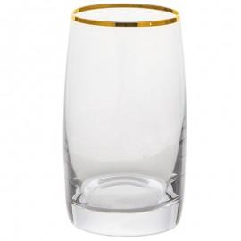 Стаканы для воды Идеал 20787 (20733) 380 мл. 6 шт. Crystalex Bohemia