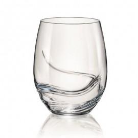 Стаканы для виски Турбуленция 40774 500 мл. 2 шт. Crystalex Bohemia