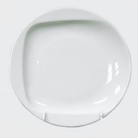 Тарелка мелкая 16 см. Спирит