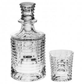 Набор для виски, 1 штоф 700 мл + 6 стаканов (300 мл)