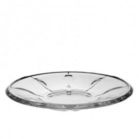 Тарелка SHALI 19 см. (набор 6 шт.) из хрусталя Crystal Bohemia