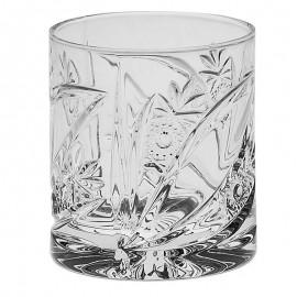 Стакан для виски Comet´s Ray 300 мл (набор 6 шт.) из хрусталя Crystal Bohemia