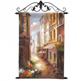 Картина Парижская улочка 60х90 см