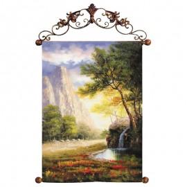 Картина Природный источник 60х90 см