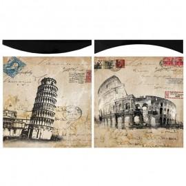 Картина Итальянские каникулы 38х38 см (пара)