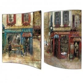 Картина Старый Лондон 41X51 см (пара)