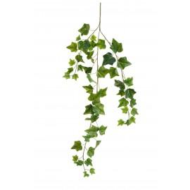 Ветка английского плюща Олд Тэмпл зеленая 80 см
