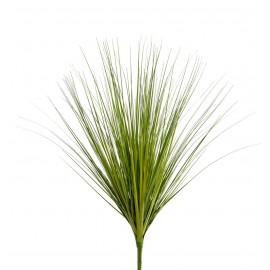 Трава Осока светло-зеленая куст большой 60 см