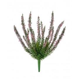 Эрика (вереск) куст нежно-розовый 20 см без горшка