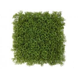Мох рясковый св.зеленый квадрат 100х100 см