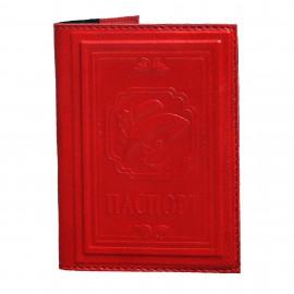Обложка для паспорта Леди