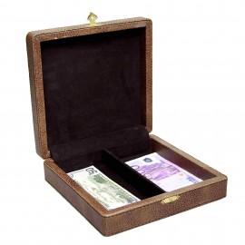 Шкатулка для денег Доллары-Евро
