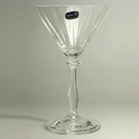 Бокалы для мартини Анжела 40600/opt/285 285 мл. 6 шт. Crystalex Bohemia