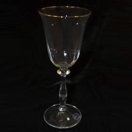Бокалы для вина Анжела 20733 185 мл. 6 шт. Crystalex Bohemia
