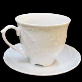 Чайная пара 250 мл. (высокая), 800203H Rococo