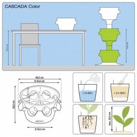 Набор соединителей для кашпо CASCADA
